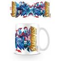 Hrnek Avengers - Infinity War - Red Blue Assemble