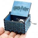 Hrací skříňka Harry Potter (modrá)