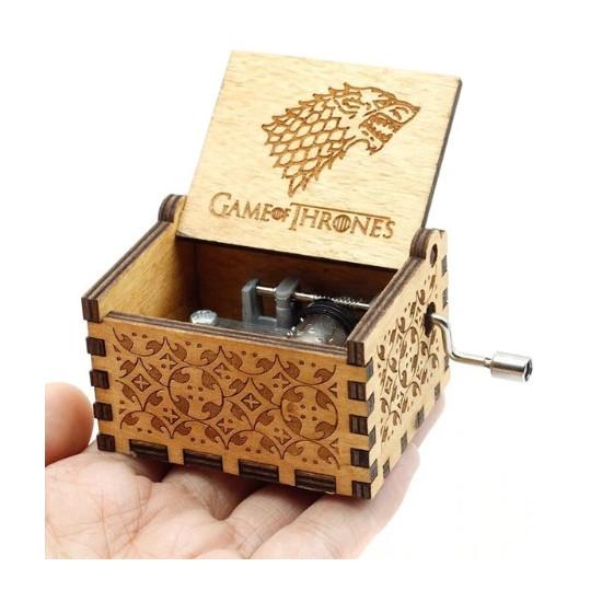 Hrací skříňka Hra o trůny (Game of Thrones) - Stark