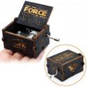Hrací skříňka Star Wars - černá