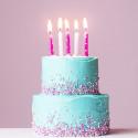 Hrací skříňka Happy Birthday