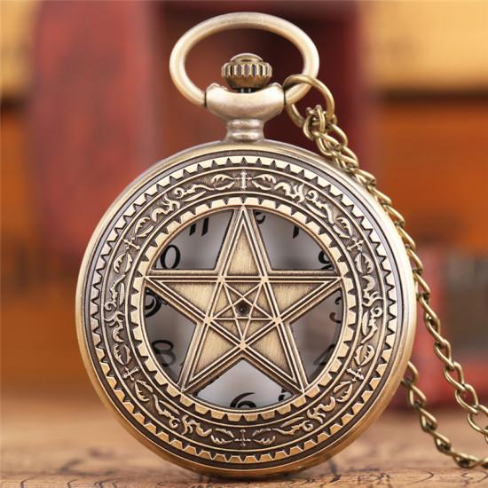 Kapesní hodinky - Supernatural