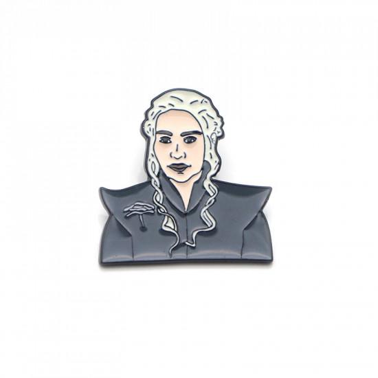 Brož - Daenerys HRA O TRŮNY