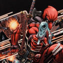 Brož - Deadpool 2