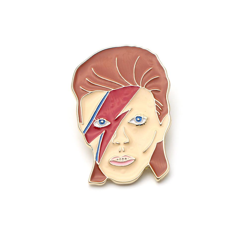 Brož -David Bowie
