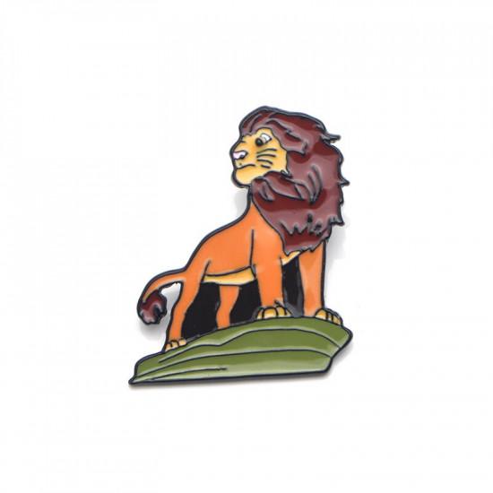 Brož Simba ( Lví král )