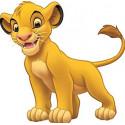 brož Simba ( Lví král)