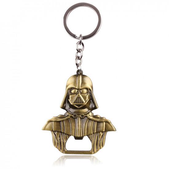 Klíčenka Star Wars Darth Vader - otvírák ( zlatá )