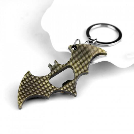 Klíčenka Batman - otvírák ( bronzová )