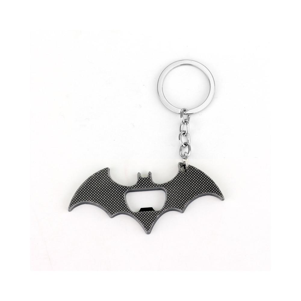 Klíčenka Batman - otvírák ( stříbrná )