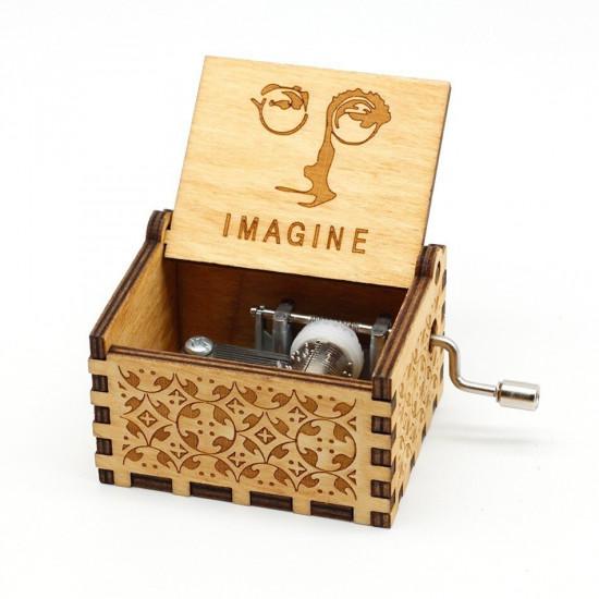 Hrací skříňka Jonh Lenon - Imagine