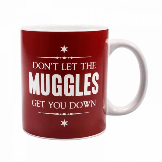 Hrnek Harry Potter - Mudlové