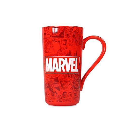 Hrnek Marvel logo - Latte