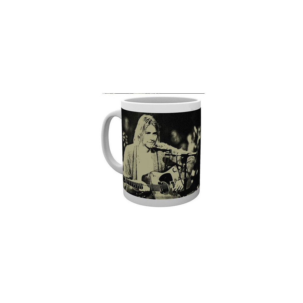Hrnek Kurt Cobain - Unplugged