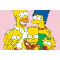 Hrací skříňka Simpsonovi
