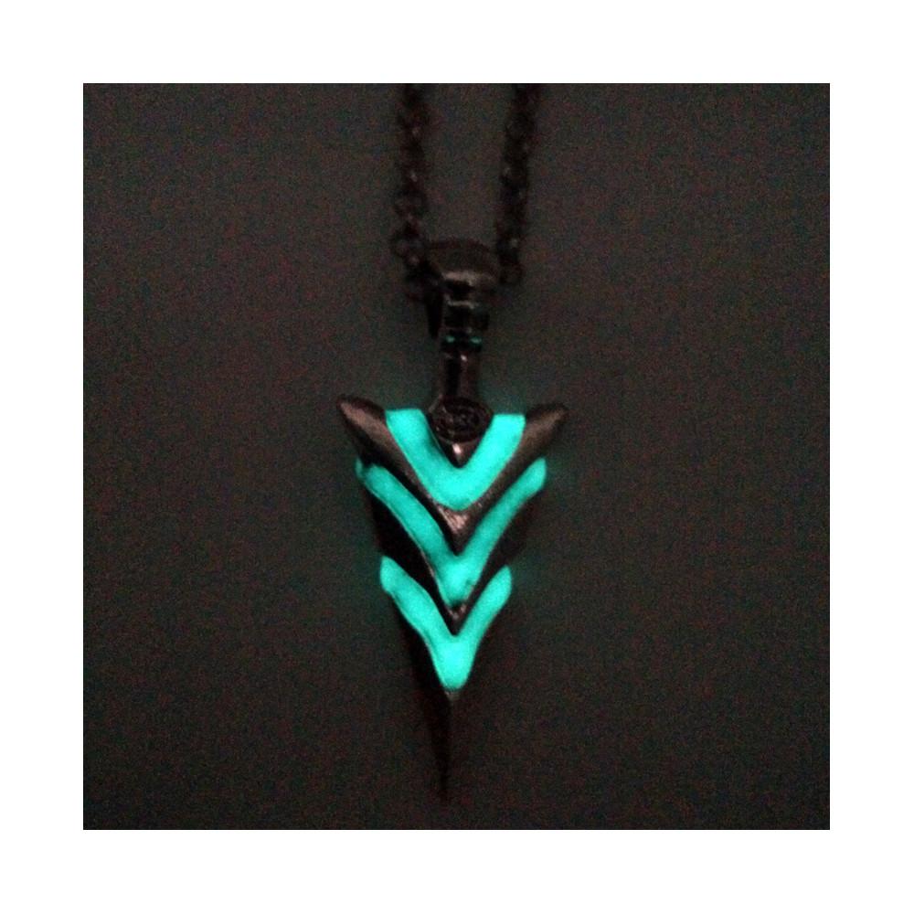 Řetízek Green Arrow - svítící