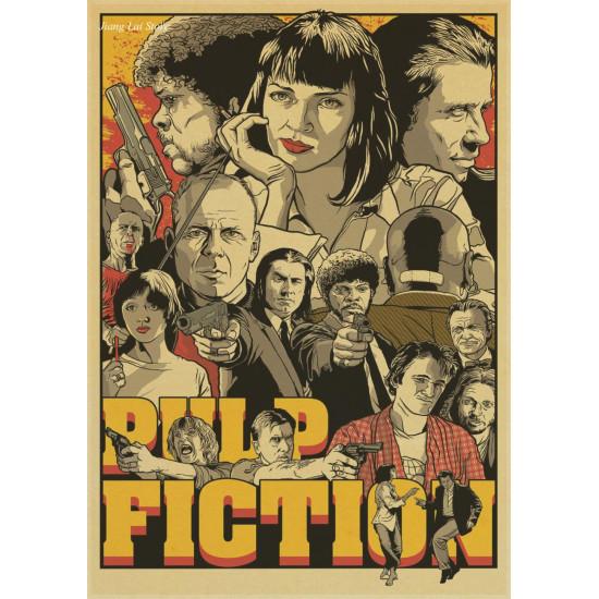 Plakát - Pulp Fiction