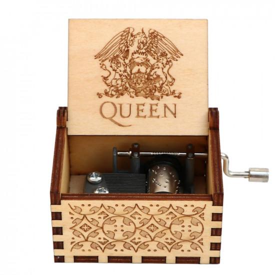 Hrací skříňka - Queen