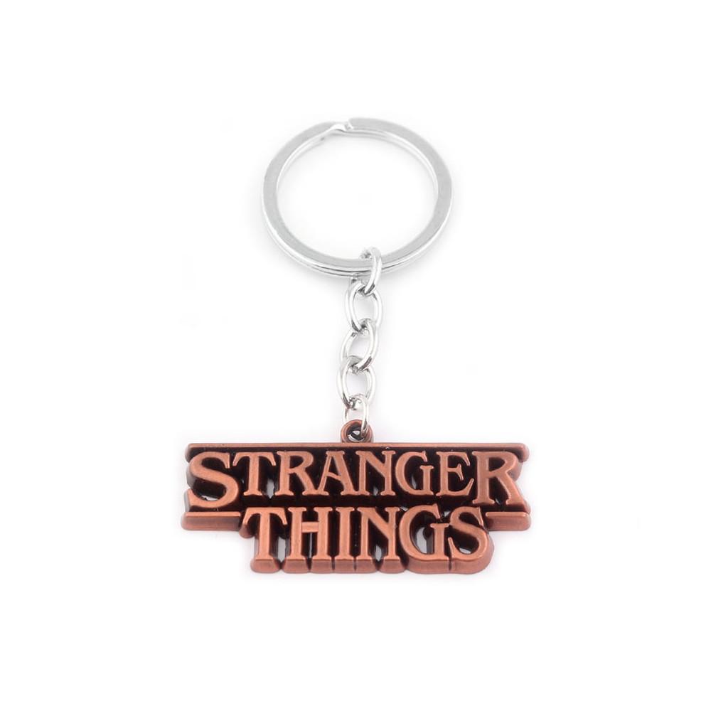 Klíčenka - Stranger Things ( červená)