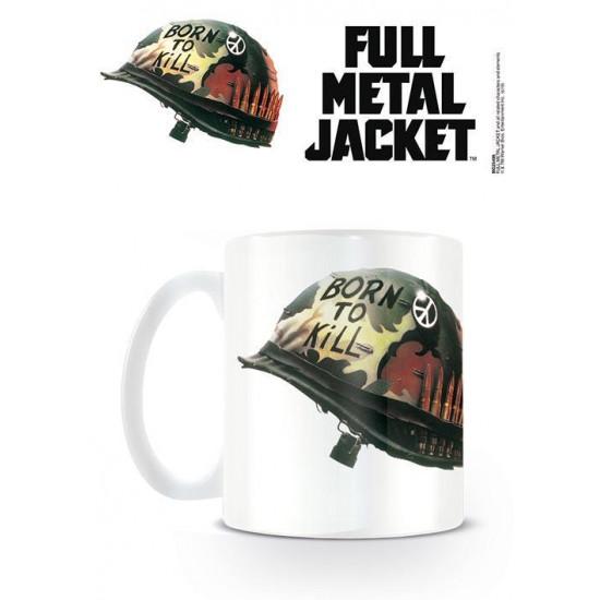 Hrnek - Full Metal Jacket - Born to Kill