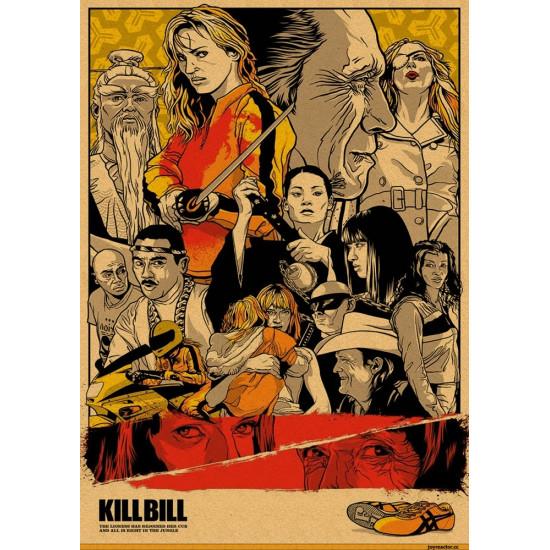 Plakát Kill Bill 1