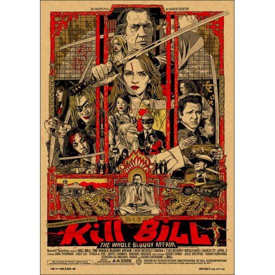 Plakát Kill Bill 2