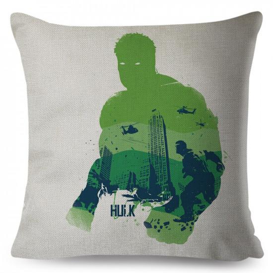 Polštář - Hulk 2