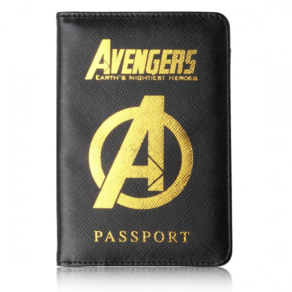 Obal na doklady Avengers