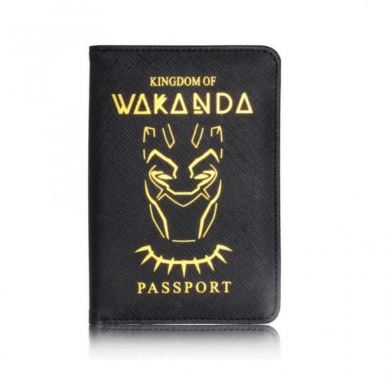 Obal na doklady Black Panther - Wakanda
