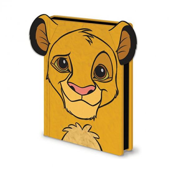 Diář Lví Král - Simba