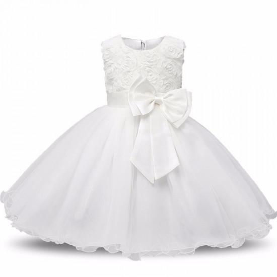 Šaty pro princeznu (bílé)