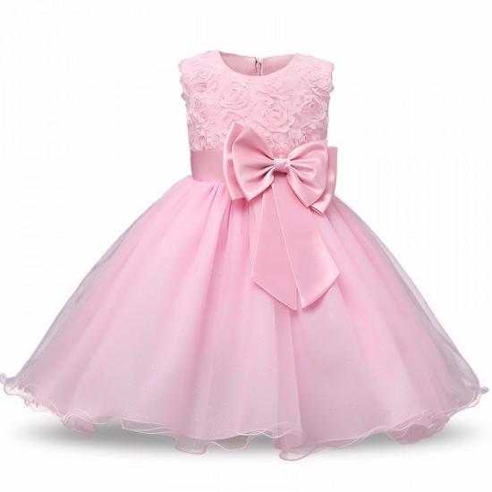 Šaty pro princeznu (růžové)