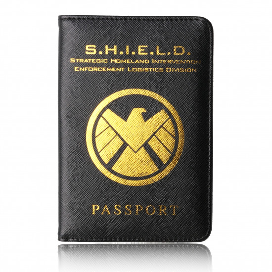 Obal na doklady - Agents of SHIELD