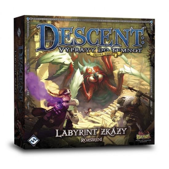 Descent - druhá edice: Labyrint zkázy