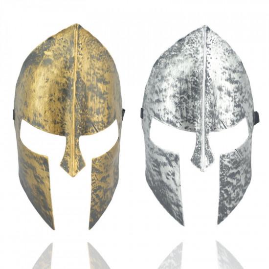 Maska - Sparta helma (dvě barvy)