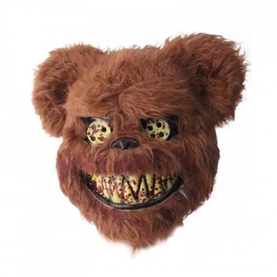Maska - Strašidelný medvěd