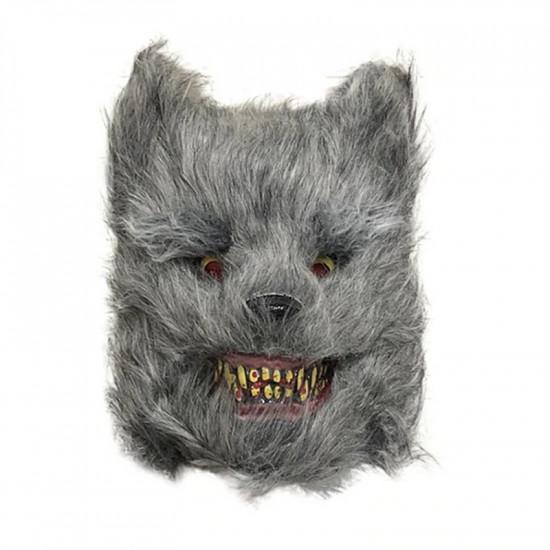 Maska - Strašidelný vlk