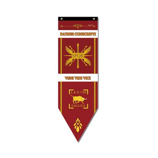 Vlajka římské legie - Gallica