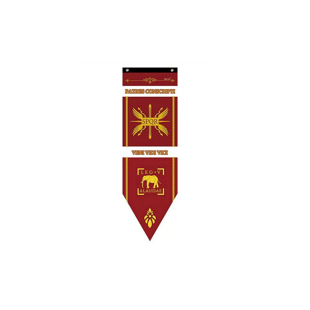 Vlajka římské legie - Alaudae