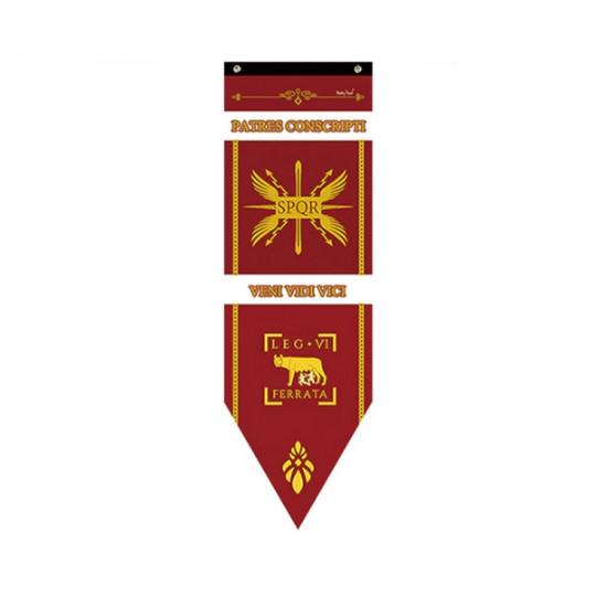 Vlajka římské legie - Ferrata
