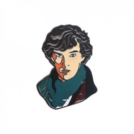 Brož Sherlock Holmes