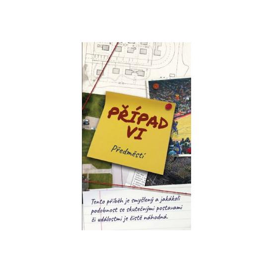 Desková hra Detektiv: Šestý případ (dodatek k základní hře)