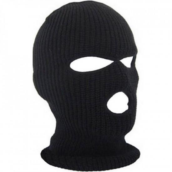 Maska - kukla (černá)