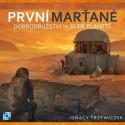 Desková hra První Marťané: Dobrodružství na rudé planetě