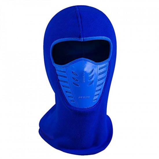 Maska (modrá)